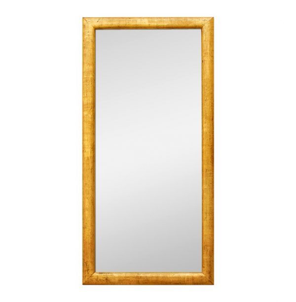 1950's Large Giltwood Antique Mirror