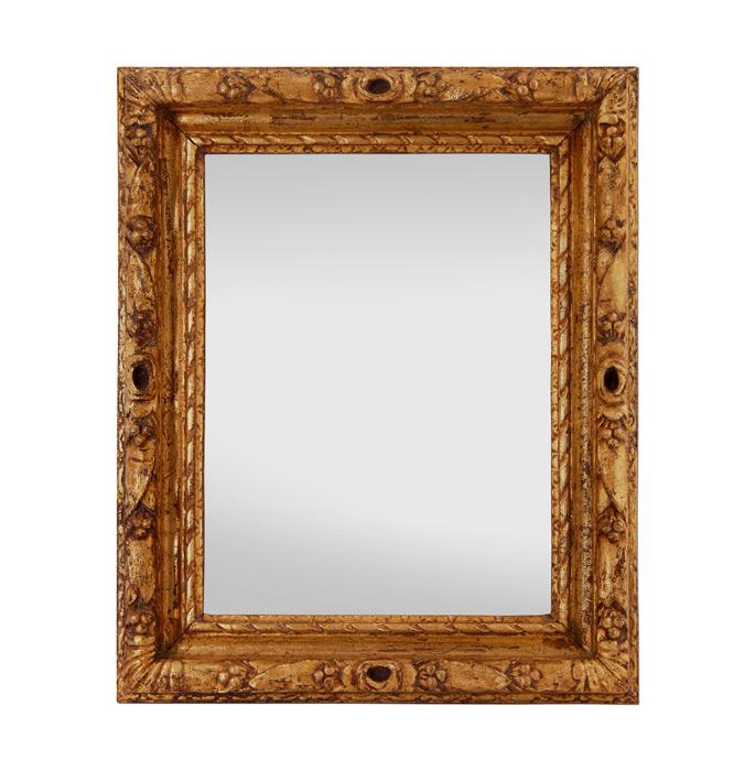 French-Antique-Giltwood-Mirror-Circa-1930