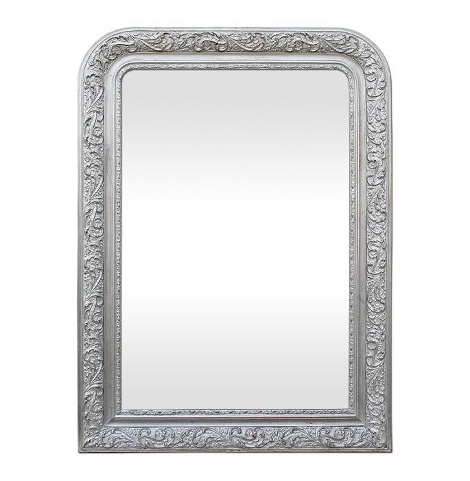 Louis-Philippe-style-silverwood-mirror-circa-1900