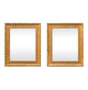 Pair of French Giltwood Mirrors, circa 1900