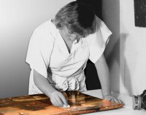 annie-leniau-painting-conservation-restoration-paris-france