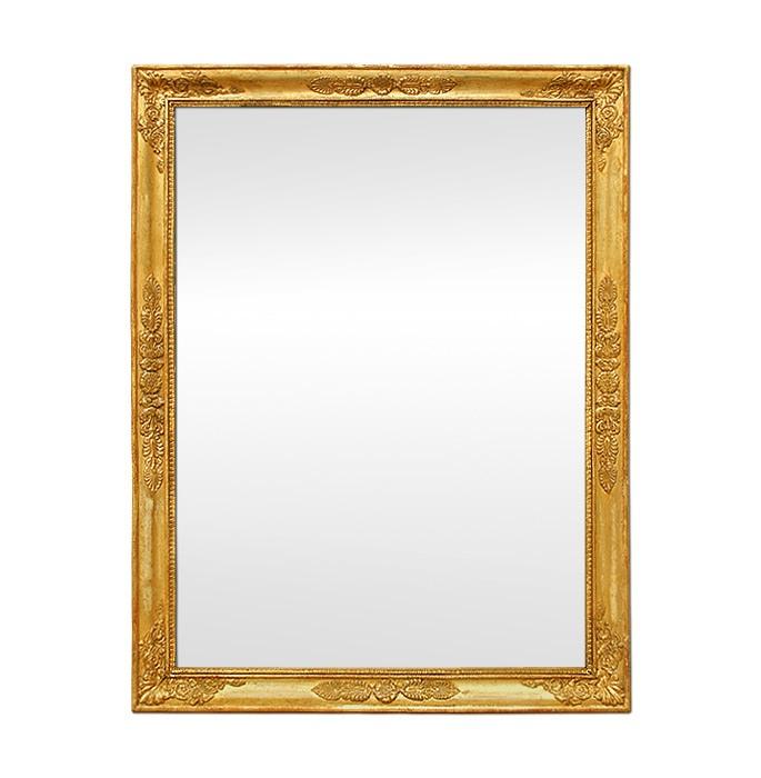 antique-Empire-style-french-mirror-circa-1850