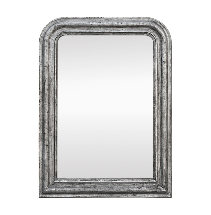 antique-Louis-Philippe-style-mirror-silvered-wood