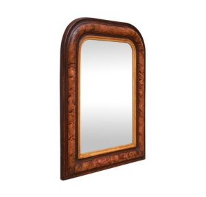 antique-color-wood-mirror-French-Louis-Philippe-style