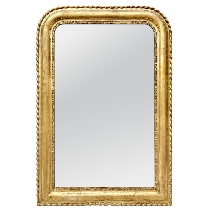 antique-french-giltwood-mirror-Louis-Philippe-style-circa-1890