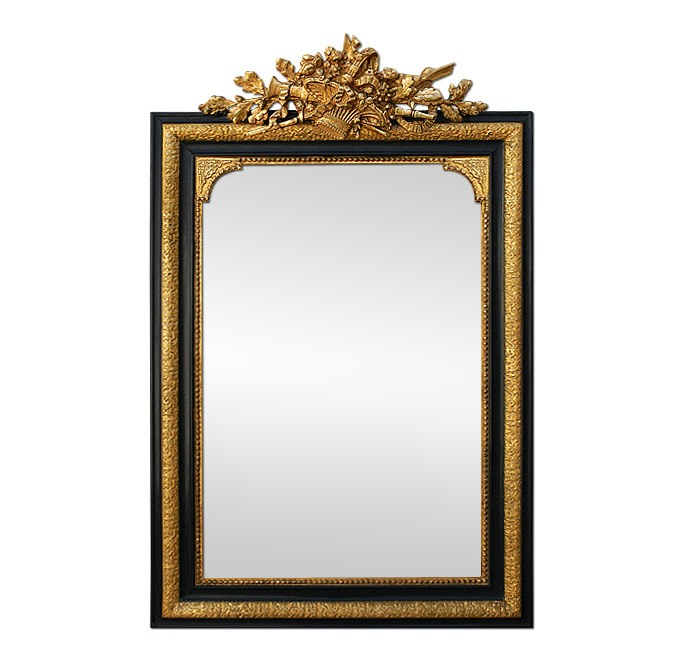 antique-french-mirror-19th-century-napoleon-iii-style