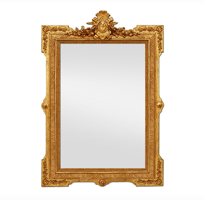 antique-french-mirror-giltwood-napoleon-3-style