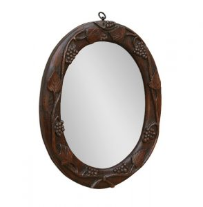 antique-french-oval-hand-carved-mirror-vines-decor