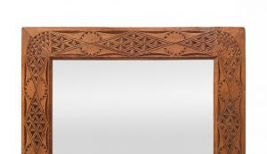 antique-mirror-oriental-style-decor-carved-in-intaglio