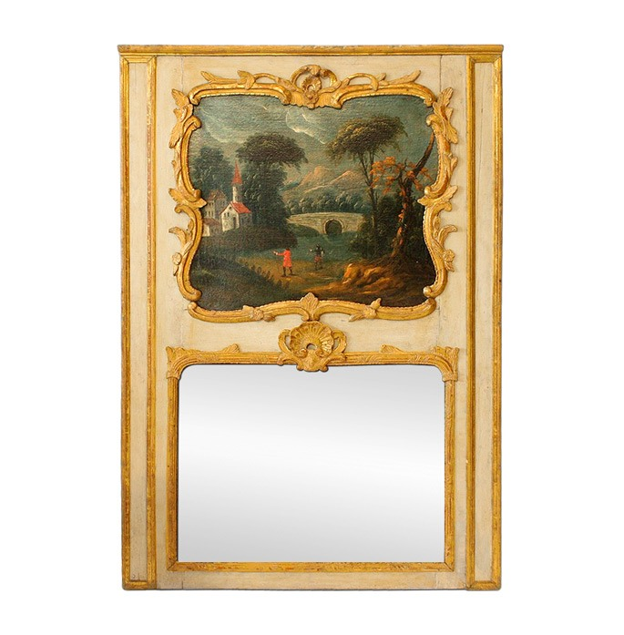 antique-mirror-trumeau-louis-xv-style