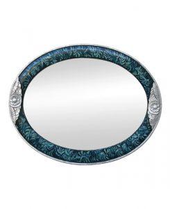 antique-oval-mirror-Art-Deco-style-UK