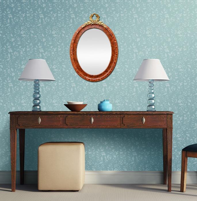 antique-oval-mirror-decorative-wall-mirror
