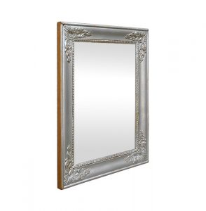 antique-silvered-wood-mirror-Restoration-style