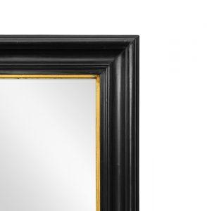 antique-wood-mirror-black-gesso-gilded-in-gold-leaf