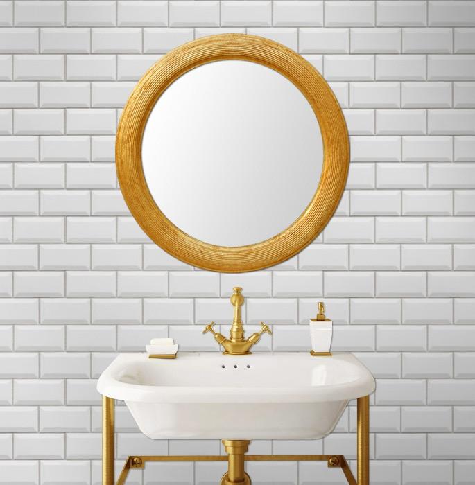 bathroom-giltwood-round-mirror