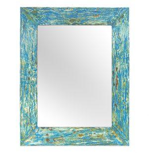 Ocean, Contemporary Mirror by Pascal & Annie