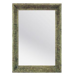 Lichen, Contemporary Mirror by Pascal & Annie