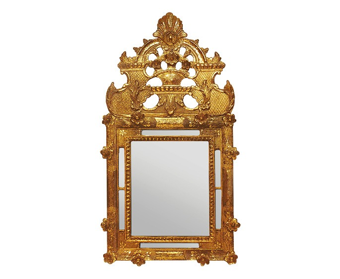 french-antique-Louis-XIV-mirror-france