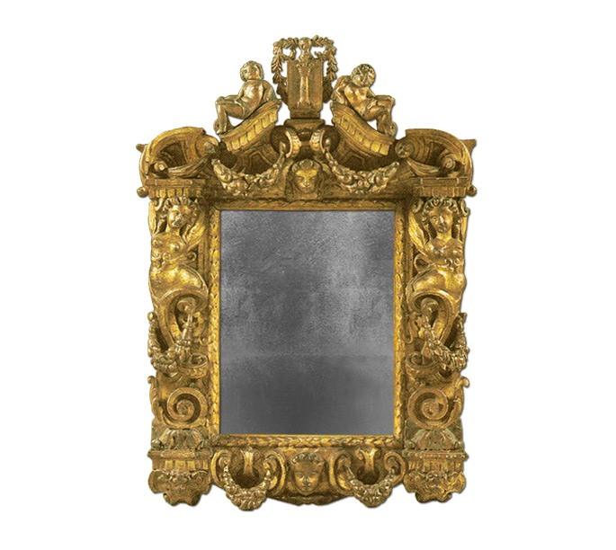 french-antique-mirror-gilt-wood-renaissance-style