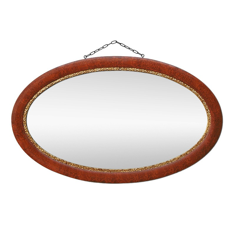 french-antique-oval-mirror-painted-wood-gilding-circa-1930