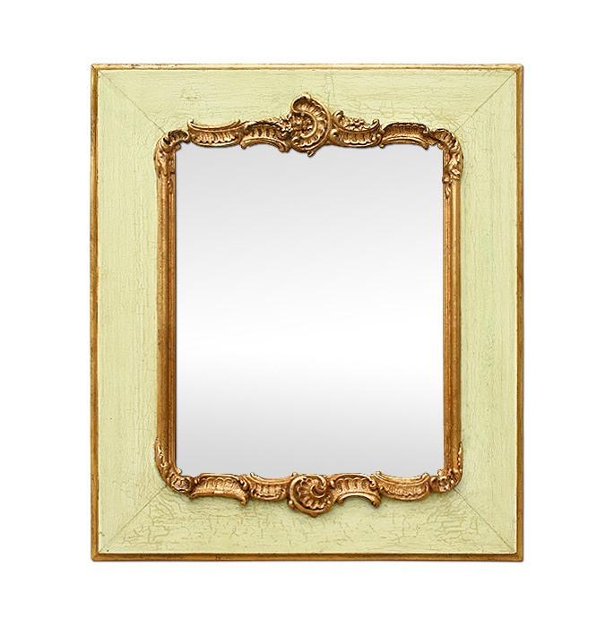 french-antique-romantic-mirror-Louis-XV-style