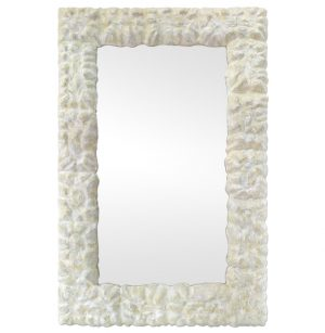 Perle, Contemporary Mirror by Pascal & Annie