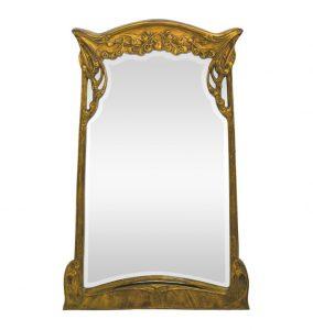 french-mirror-modern-style-hector-guimard-paris