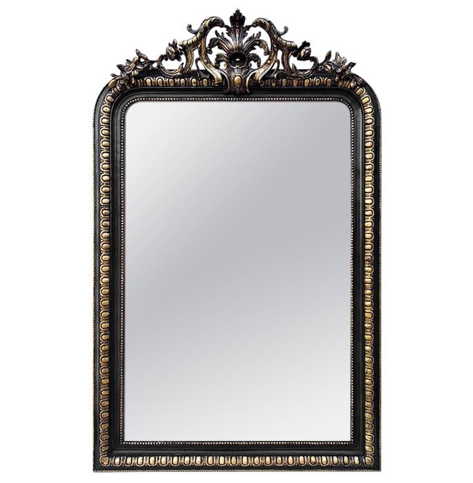large-antique-french-mirror-napoleon-III-period-circa-1870