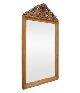 large-antique-mirror-with-carved-oak-wood-pediment