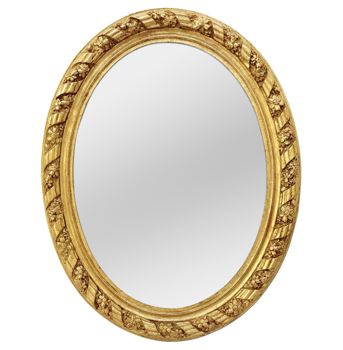 large-antique-oval-french-mirror-circa-1880