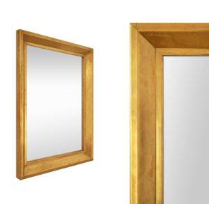 large-antique-shiny-brass-mirror-circa-1970