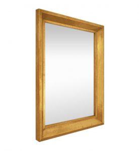 large-french-brass-mirror-circa-1970