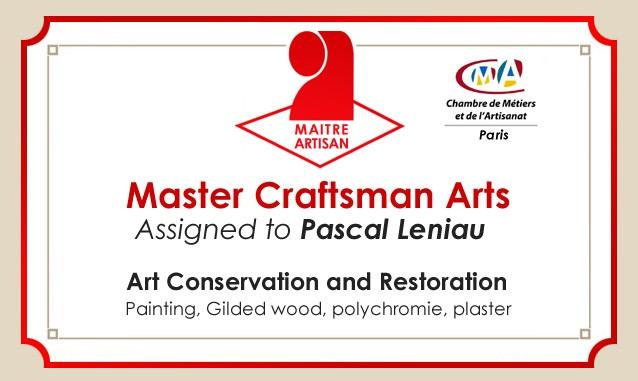 master-craftsman-arts-conservation-restoration-pascal-leniau-paris-france