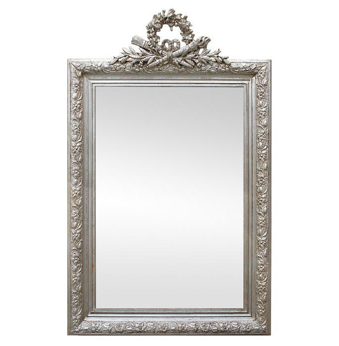 silver-antique-ornate-mirror-with-pediment-circa-1900