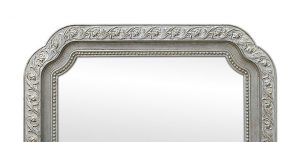 silver-wood-mirror-with-flower-decorations-fine-grooves-pearls