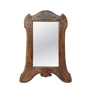 small-antique-carved-engraved-wood-mirror-circa-1930